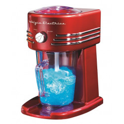 Retro Frozen Beverage Station Slush & Crushed-Ice